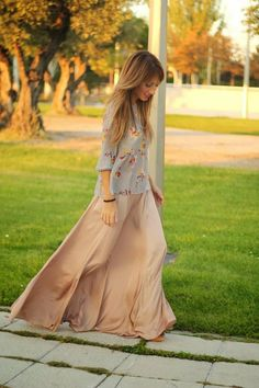 Romantic Look  #