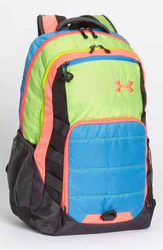 Under Armour 'Renegade' Backpack | Nordstrom, my new backpack :)