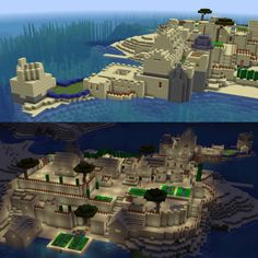 Minecraft City, Minecraft Kingdom, Minecraft Building Guide, Minecraft Structures, Minecraft Medieval, Minecraft Construction, Amazing Minecraft, Minecraft Crafts, Minecraft Designs