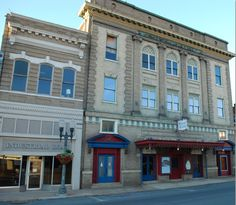 The Historic Masonic Theatre