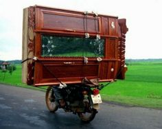 Funny Bike - Fast Courier Cargo (15)