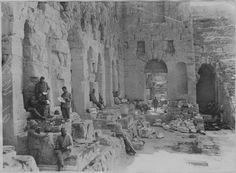 Atticus, Etat Major, Famous Photographers, Acropolis, Old Photos, Mount Rushmore, Greece, Occupation, Orient