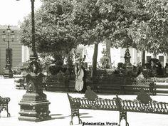 Musico en la plaza de Jalostotitlan Jalisco Mexico