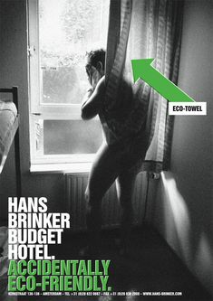"""Hans Brinker openly bills itself as """"The Worst Hotel In The World."""""""