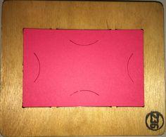 Business Card Holder #3 - L