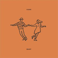 Our namesake, Hank, and his wife, Mary, were winners of a shag-dancing contest in Art Design, Logo Design, Graphic Design, Art Inspo, Line Art, Art Drawings, Illustration Art, Typography, Sketches