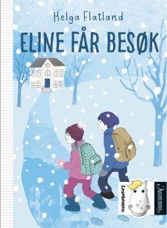 """Vennskap, krangel - og nysnø. """"Eline får besøk"""" er Helga Flatlands første bok for barn. Family Guy, Guys, Fictional Characters, Art, Craft Art, Kunst, Boyfriends, Gcse Art, Boys"""