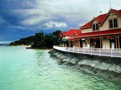 Paihia, Bay of Islands, New Zealand