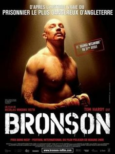 """""""You don't want to be trapped inside with me sunshine. Inside, I'm somebody nobody wants to fuck with do you understand? I am Charlie Bronson, I am Britain's most violent prisoner."""""""