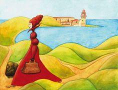 The Whimsical Art of Mandy van Goeije