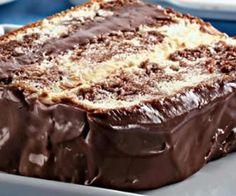 Receita de bolo mármore - Show de Receitas