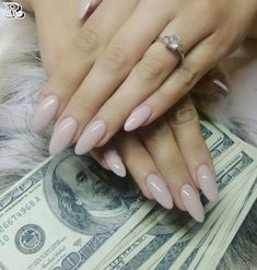 Unbelievable Bitches be like, just got my tax return, can I get an appointment? — love these ballerina pink almond nails! The post Bitches be like, just got my tax return, can I get an appointment? — love the… appeared first on Nails . Uñas Fashion, Pink Fashion, Almond Shape Nails, Almond Nails Pink, Manicure E Pedicure, Manicure Ideas, Nail Ideas, Super Nails, Nail Trends
