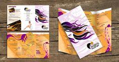 Folder cartão fidelidade - cliente Morena Mulher