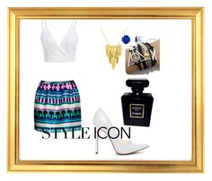 """""""Untitled #56"""" by snowfox15 on Polyvore featuring London Road and Chanel"""