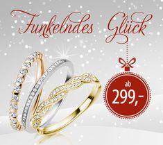 Verlovingsring actie vóór Kerstmis bij 123gold