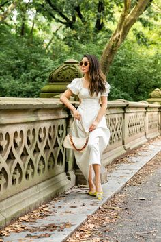 Summer Classics & Best of Nordstrom Anniversary Sale - Wendy's Lookbook Nyc Fashion, Autumn Fashion, Wendy's Lookbook, Perfect Fall Outfit, Voluminous Hair, Hair Setting, Nordstrom Anniversary Sale, Cutout Dress, Winter Dresses