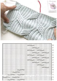 Free Knit Stitch for Garter and Cable Checks - Knitting Kingdom Knitting Paterns, Cable Knitting, Circular Knitting Needles, Knitting Charts, Knitting Stitches, Knit Patterns, Stitch Patterns, Sewing Patterns, Simply Knitting