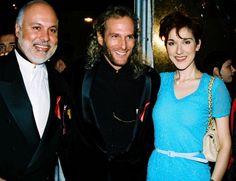 Céline Dion et René Angélil ☝️