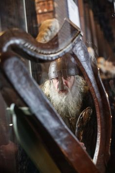 ༺❀ The Brian Boru Harp, dating to the 15th century, is named after the High King of all Ireland, Brian Bóroimhe, who lived from 941-1014. It is one of the oldest surviving Gaelic harps. It was presented to Trinity College, Dublin, in 1782, and has remained there ever since.