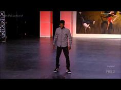"""my fav of season 9 so far! solo (Cyrus """"Glitch"""" Spencer, robot animated popping) - dancing starts at 0:44"""