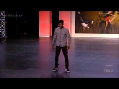 Cyrus Glitch Spencer  - Dance 4 Life Solo - SYTYCD 9 (Vegas Week)