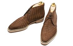 Chukka Boots (Men's) TYE Shoemaker