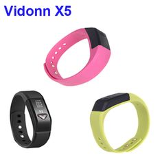 Vidonn X5 Bluetooth 4.0 IP67 Smart Wristband Sports %26 Sleep Tracking Health Fitness bracelet for iPhone 4S 5 5S 5C Samsung S4 $54.08
