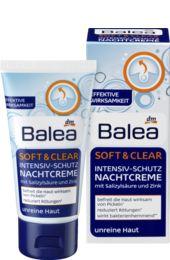 Nachtcreme Soft & Clear Intensiv-Schutz