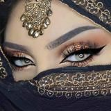 I love your lokk arabic eyes, cool eyes, pretty eyes, arab makeup, Exotic Makeup, Eye Makeup, Beauty Makeup, Gypsy Makeup, Unique Makeup, Makeup Style, Arabian Eyes, Arabian Makeup, Arabian Nights