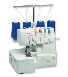 Brother 1034D Thread Serger With Differential Feed, , hi-res