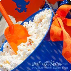 Popcorn Bucket | Tailgate Throwdown