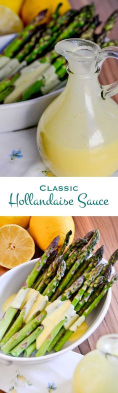Thick, creamy hollandaise sauce is a great way to take your next brunch from boring to gourmet. It's a lot easier to make than most people think.