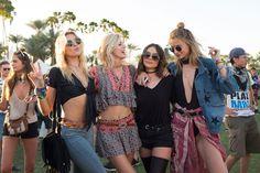 Under the Cali Sun: Coachella Style