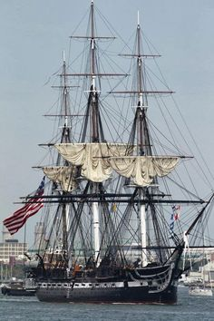American Famous Tall Ships