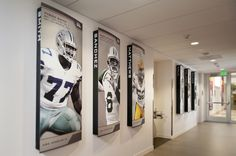 NFL Superstars | The John McKay Center at USC | @Advent