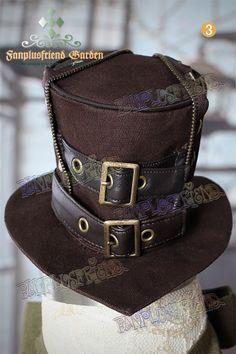 "2013 Steampunk Pirate Costume Idea– ""Time Traveler"": Steampunk Lolita Mini Hat/Hairdress"" by FanPlusFriend.  http://www.fanplusfriend.com/servlet/the-2381/%22Time-Traveler%22-cln--Steampunk-Lolita/Detail        .style1 { t"