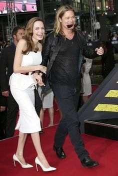 Jon Voight Using Liev Schreiber to Mend Relationship with Angelina Jolie -- Should Brad Pitt be Worried?