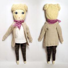 Rag Doll #modernnursery #summerinthecity