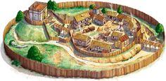 Medieval Village - ThingLink