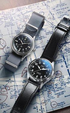 It is an irony worth savouring that IWC's longest-lasting model was designed not by the Swiss but by bureaucrats from Britain's post-Second World War Air Ministry, for whom it would go into service for 40 years.
