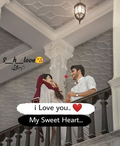 Sweet heart bhi kahte Ho ar shtt love you Couples Quotes Love, Sweet Love Quotes, Love Husband Quotes, Crazy Quotes, True Love Quotes, Scene Couples, Couple Quotes, Cute Love Lines, Love Quetos