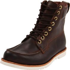 Timberland Men's Earthkeeper Moccasin Toe Waterproof Boot,Dark Brown,10 M US Timberland http://www.amazon.com/dp/B004K26KW6/ref=cm_sw_r_pi_dp_aOrKub195RCMY