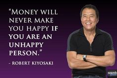 #money #happy #unhappy  For more quotes visit www.searchquotes.com