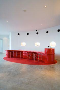 UTOCO Hôtel and centre de thalassothérapie project of Mr.Shu Uemura design by Ciel Rouge Création