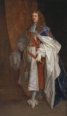 Peter Lely - Edward Montagu, 1st Earl of Sandwich - Google Art Project - Edward Montagu, 1st Earl of Sandwich - Wikipedia, the free encyclopedia