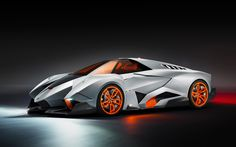 The Lamborghini Egoista concept car is not a vehicle that receives mild responses. Description from news.boldride.com. I searched for this on bing.com/images
