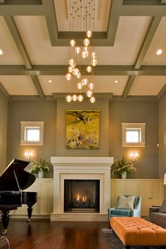 beautiful lighting, welcoming fire, relaxing room, home, decor, lighting