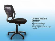 CADEIRA NEXIA'S™ STAPLES®