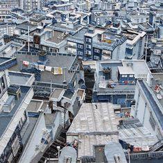 청바지에 부산을 담은 세계 최초의 청바지작가 최소영 - 디아티스트