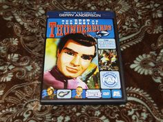 The Best of Thunderbirds: The Favorite Episodes (DVD, 2004, 2-Disc Set) A&E/ITC!